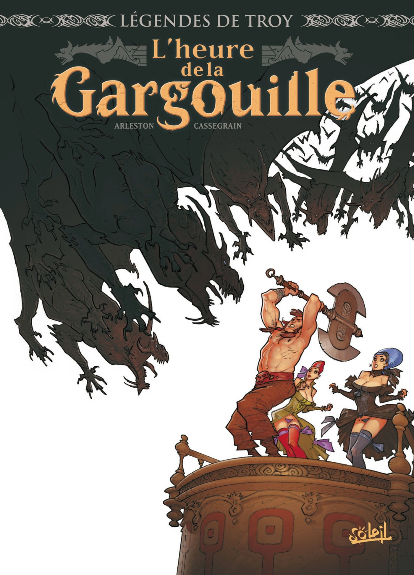 Heure de la Gargouille